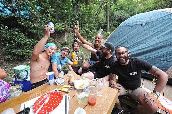 キャンプ(キャンプ/オートキャンプ)